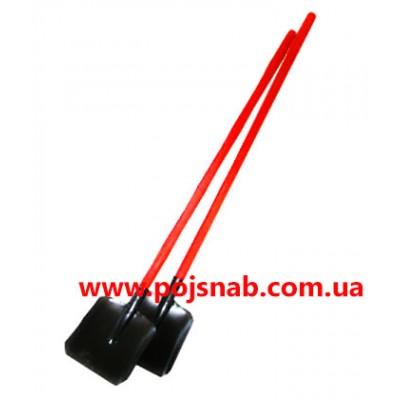 Лопата совкова для пожежного щита