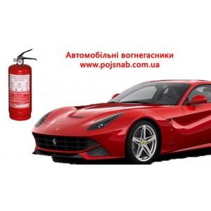 Автомобильные огнетушители (6)